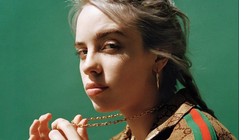 OPuštanje uz Billie Eilish