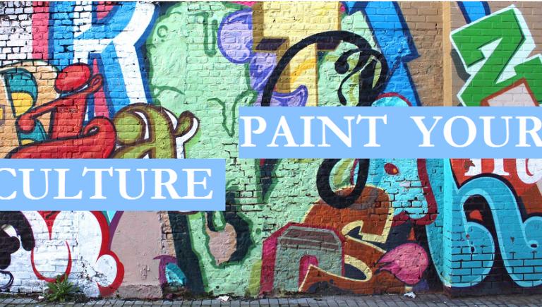 """""""Paint your culture"""""""