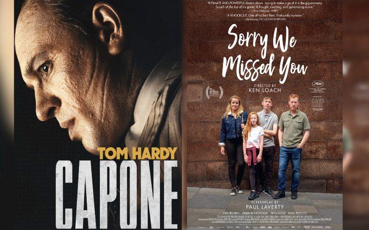 "Blitz screen: Josh Trank – ""Capone"" i ""Oprostite, mimoišli smo se"" Kena Loacha"