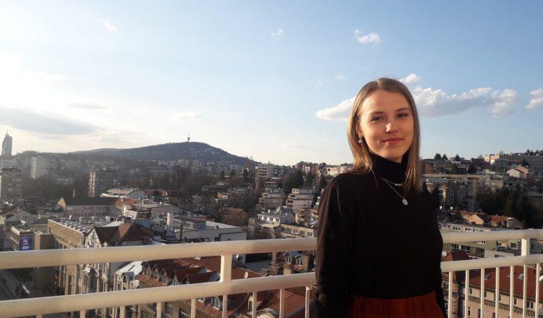 Amna Krnjić: Brucošica mašinstva na YouTube-u