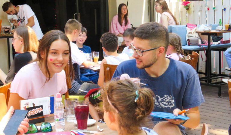 """Poletimo zajedno"": Mladi u borbi protiv stereotipa i predrasuda o različitostima"
