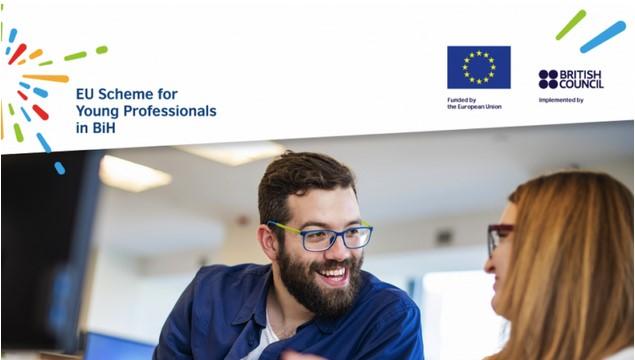 Poziv za podnošenje prijava za Program EU za mlade državne službenike u Bosni i Hercegovini – II krug